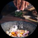 Ilustrace jídla